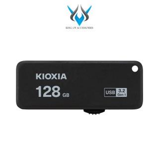 [HCM]USB 3.2 Gen 1 Kioxia TransMemory U365 128GB 150Mb s (Đen) - Phụ Kiện 1986 thumbnail