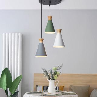 Đèn thả bàn ăn, phòng khách SORAKA 3 bóng cao cấp kèm bóng LED chuyên dụng thumbnail