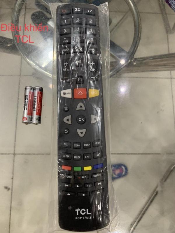 Bảng giá Điều Khiển Ti Vi TCL _ RC 311 ( Smart TV )