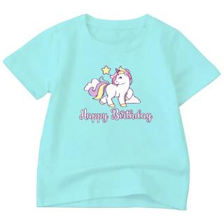 Áo thun bé gái chất liệu cao cấp thoải mái thiết kế thời trang dễ phối trang phục ATBT84 thời trang ELSA (nhiều màu) thumbnail