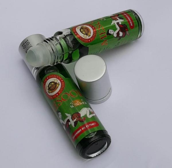 01 Chai Dầu Gió Xanh Thảo Dược MESOOK Oil 8ml đau nhức xương khớp, khử mùi hôi cơ thể  nách,chân, giảm stress giá rẻ