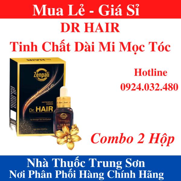 [HCM][CAM KẾT CHÍNH HÃNG] Tinh Chất Dài Mi Mọc Tóc Dr Hair Zenpali -{Combo 2 Hộp} TS02 giá rẻ