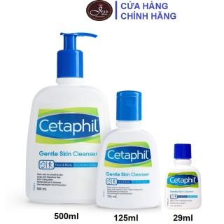 Sữa Rửa Mặt Cetaphil Gentle Skin Cleanser 29ml 125ml và 500ml thumbnail