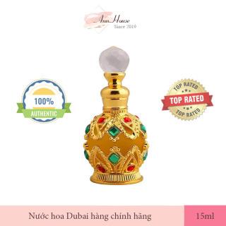 [Hàng chính hãng] Tinh dầu nước hoa Dubai 15ml - Nước hoa Dubai cao cấp - Tinh dầu Dubai chính hãng mùi thơm ngọt ngào, sang chảnh, lưu hương đến 72h - shop Ann House thumbnail
