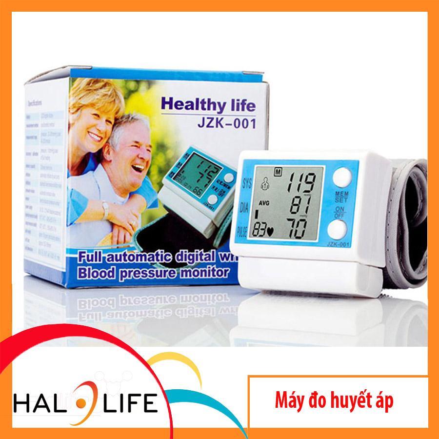 Máy đo huyết áp cổ tay ZKHEM-6162