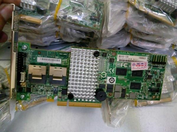Bảng giá Card Raid NEC, IBM, LSI Megaraid sử dụng trên máy tính PC thường, Máy trạm và máy chủ chuyên dụng Phong Vũ