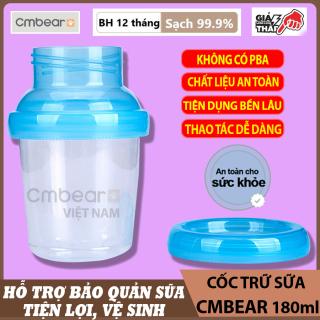 Cổ Nối Cốc Trữ Sữa CMBEAR Với Phễu Máy Hút Sữa - CHÍNH HÃNG CMBEAR - Chất liệu PP cao cấp tuyệt đối an toàn - Không chứa PBA - CMB10 thumbnail