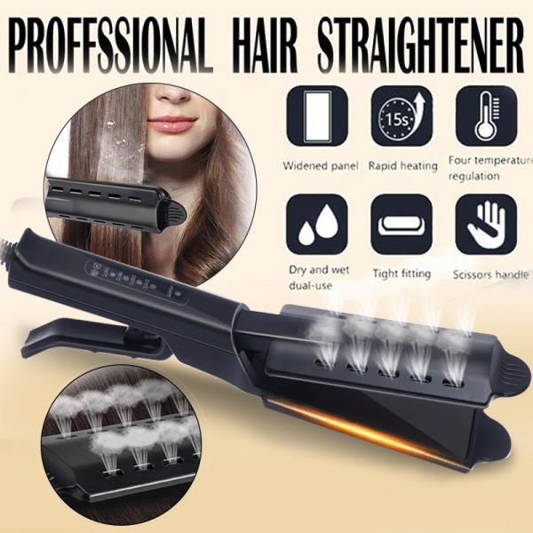 Máy duiêu tóc-Máy ép tóc chuyên nghiệp Điều 4 Mức chỉnh nhiệt