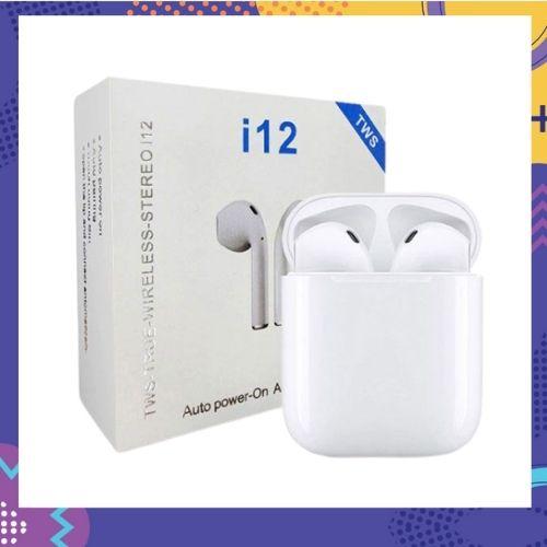 Tai Nghe Bluetooth INPODS I12 TWS 5.0 Không Dây Sang Chảnh BH 1 Đổi 1