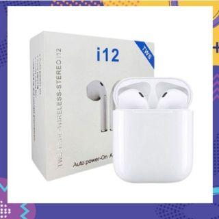 Tai Nghe Bluetooth INPODS I12 TWS 5.0 Không Dây Sang Chảnh BH 1 Đổi 1 thumbnail