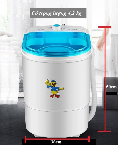 Bảng giá Máy giặt Mini, nhựa ABS cao cấp bền bỉ, giảm tiếng ồn, Giặt đồ cho bé, người già, dễ dàng sử dụng Điện máy Pico