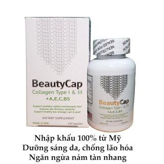 Viên uống Collagen +A,E,C, B5 12000Mg hàng Mỹ dưỡng da chống lão hóa thumbnail