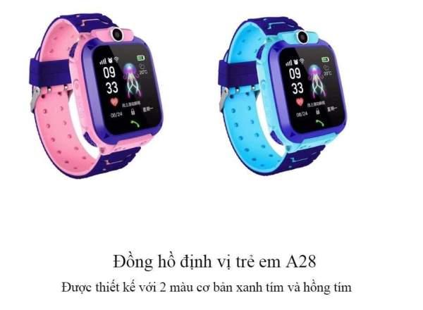Đồng hồ thông minh điện thoại cho bé bán chạy