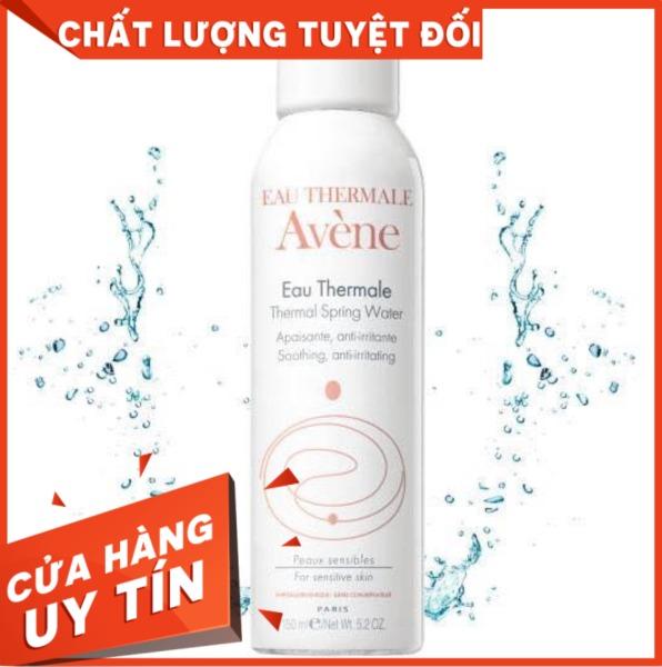 [HÀNG HOT] Xịt Khoáng Avene Eau Thermale Avene 150ml - Sản phẩm xịt khoáng tinh kiết chứa đựng những dưỡng chất cung cấp độ ẩm  Phù hợp cho mọi loại da, ngay cả với làn da nhạy cảm hay da mụn.