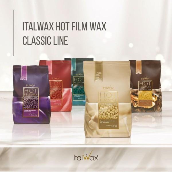 Sáp wax lông Italwax❤️Freeship❤️siêu bám lông, không nóng rát cao cấp
