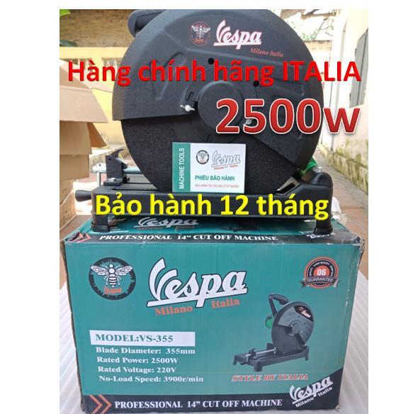 Máy cắt sắt bàn VESPA 2500w may cat sat