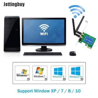 Jettingbuy TL-WN881ND TP-Link Thẻ PCI Express Không Dây 300Mbps, Bộ Chuyển Đổi Mạng PCIe WiFi thumbnail