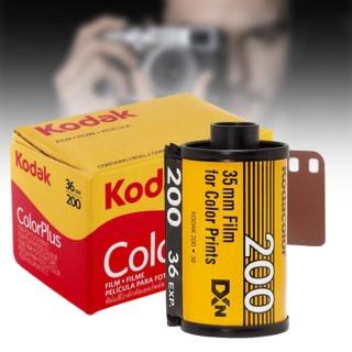 Kodak 36 phim 35mm phim chống thấm 200 độ thumbnail