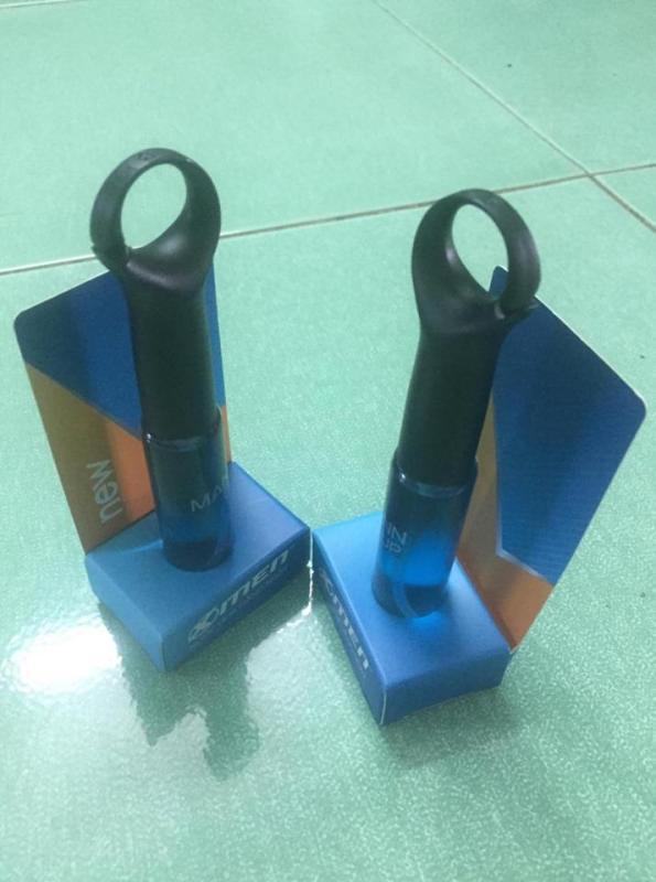 2 chai Nước hoa mini nam Xmen Everyday Perfume Mann Up Air 22ml nhập khẩu