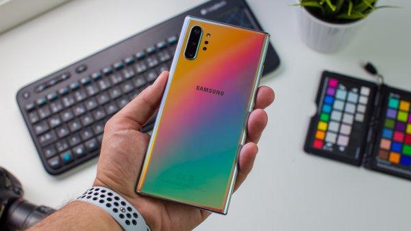 Điện thoại Samsung Galaxy Note 10 Plus 5G Hàn Quốc 256GB | 2 Sim vật lý | Hỗ trợ mạng 5G | Mua tại Playmobile