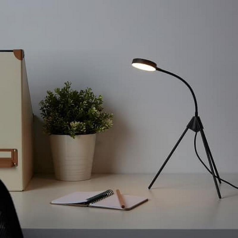 Đèn Bàn Mini IKEA, Đèn Bàn Làm Việc IKEA, Đèn Đọc Sách IKEA Hà Nội, Có bill