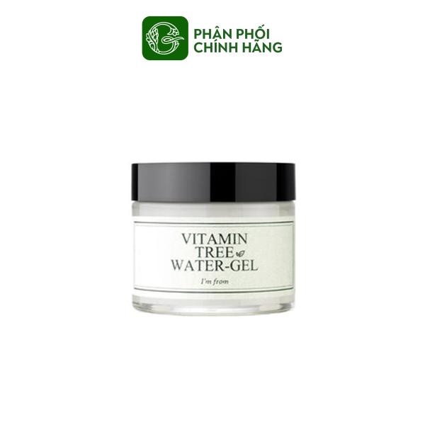 Kem Dưỡng Im From Vitamin Tree Water Gel 75gr
