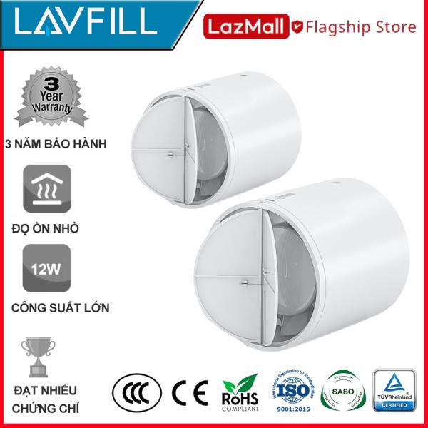 Quạt thông gió đường ống có nắp che LAVFILL LFI-09SI, LFI-13SI