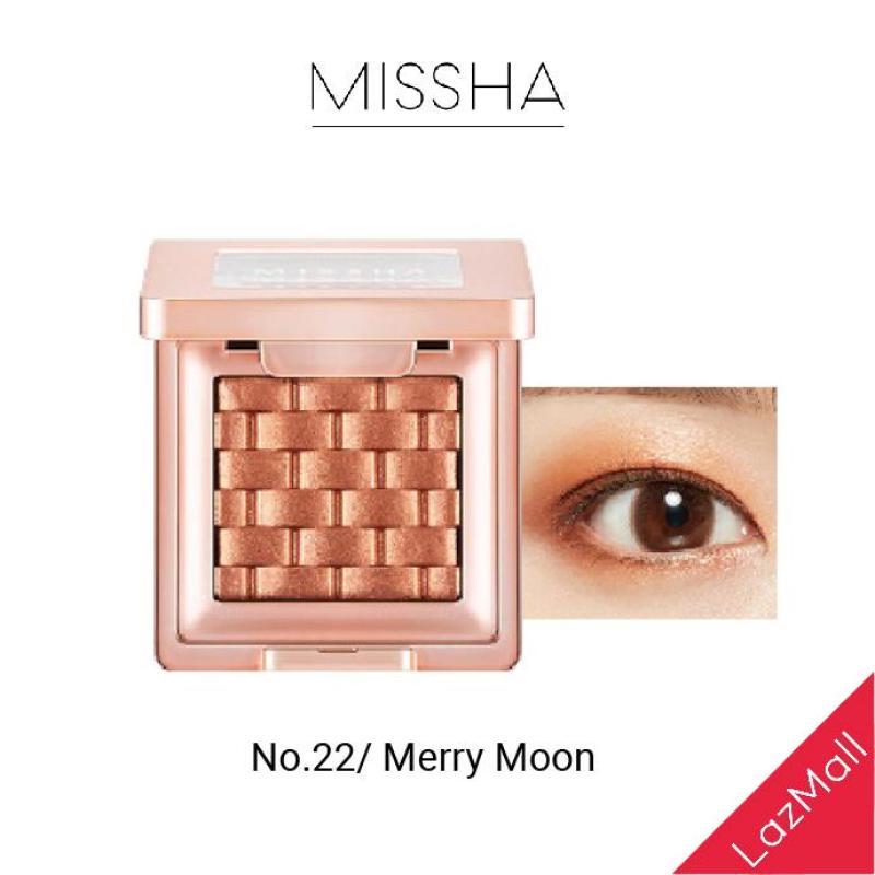 Phấn mắt MISSHA Modern Shadow [Italprism] 1.5g nhập khẩu