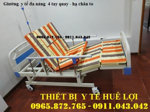Giường y tế đa năng cao cấp HL4
