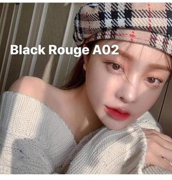 [Ver6] Son Black Rouge Air Fit Tint Đủ Màu A01-A32 nhập khẩu