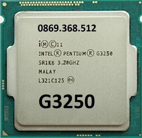 Bảng giá cpu G3250 tặng kèm keo tản nhiệt cpu lắp main h81 b85 Phong Vũ