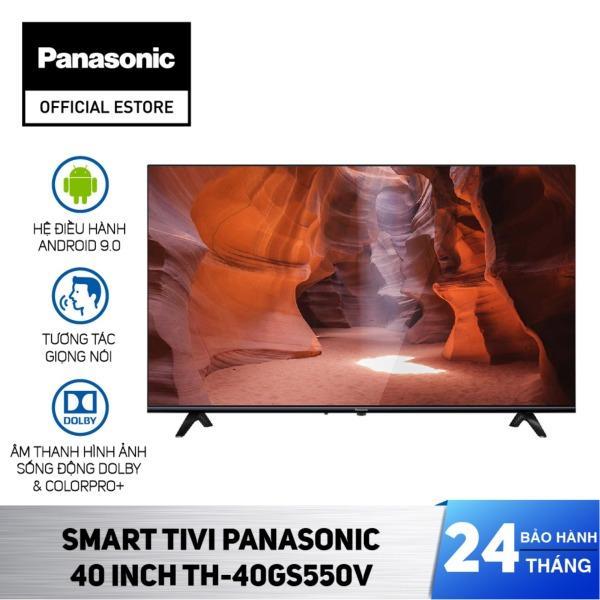 Bảng giá [CHỈ GIAO TẠI HCM] - Smart Tivi Panasonic TH-40GS550V - Android 9.0 - LED Fullhd - 40 Inch - Hàng Chính Hãng