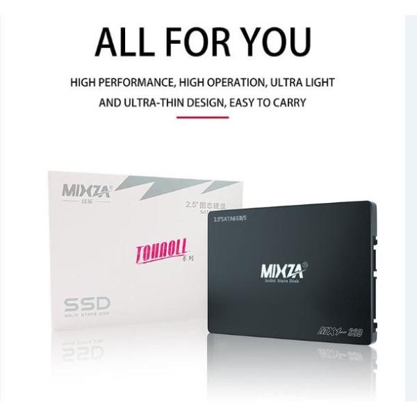 Bảng giá [HCM]Ổ CỨNG THỂ RẮN SSD 480GB MIXZA 2.5 SATA3 - CHÍNH HÃNG BẢO HÀNH 36 THÁNG Phong Vũ