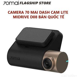 Camera hành trình ô tô 70MAI Dash Cam LITE D08 - Bảo hành 1 tháng thumbnail