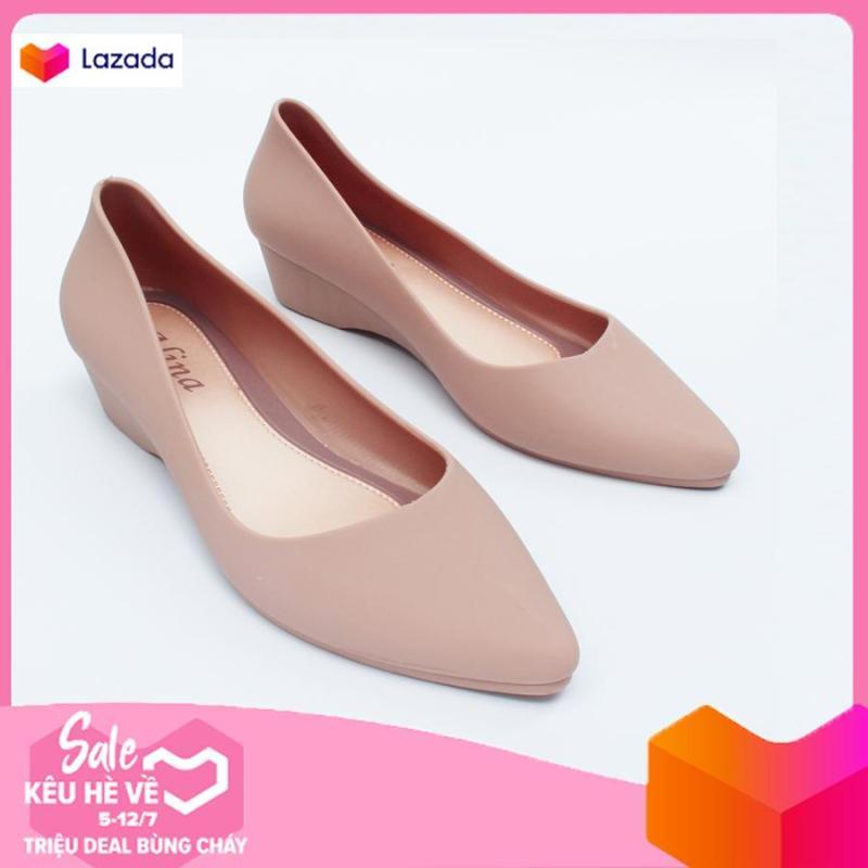 Giày búp bê giày công sở size 36 đến 40 có khả năng chịu nước, chống trơn trượt size 36 đến 40 mẫu V158