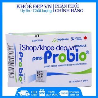 Men tiêu hóa Probio IMP tăng cường hệ vi sinh đường ruột , giảm đau bụng đầy hơi hộp 14 gói thumbnail