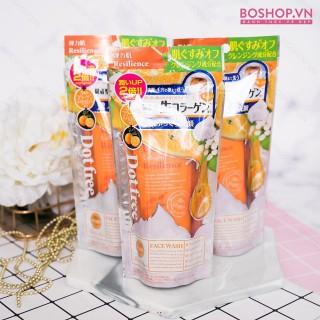 Sữa rửa mặt Collagen Dot Free Relience 50ml - Làm sạch sâu da mịn mướt - 6172, cam kết hàng đúng mô tả, chất lượng đảm bảo an toàn đến sức khỏe người sử dụng thumbnail