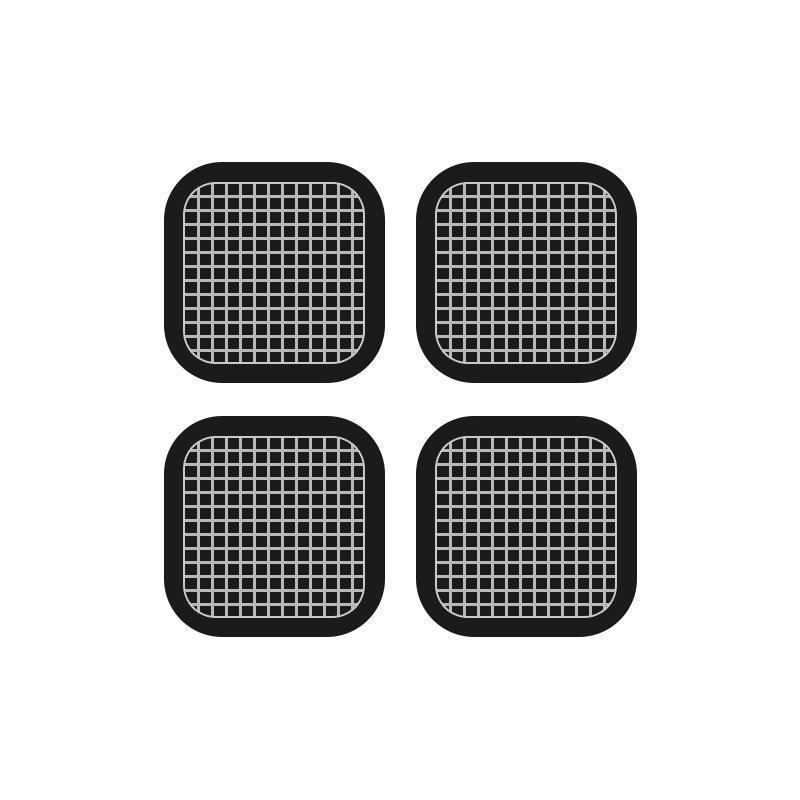 Bảng giá Thông Minh Sợi Đai Đeo Tay Armband Tập Nữ Cánh Tay Định Hình Với Đặc Biệt Nước Mềm Ngưng Tụ Gel Vá Tấm Điện Cực (4 Miếng/Bộ)