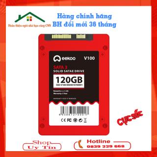 [ Chính hãng ] Ổ cứng SSD 120GB 128GB 240GB 256Gb 480GB Eekoo Sata 3.0 dùng cho laptop PC - Eko Bảo Hành 36 tháng thumbnail