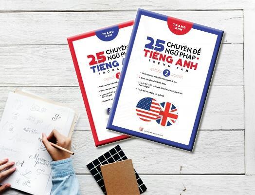 Coupon Khuyến Mãi Combo Trọn Bộ : 25 Chuyên đề Ngữ Pháp Tiếng Anh