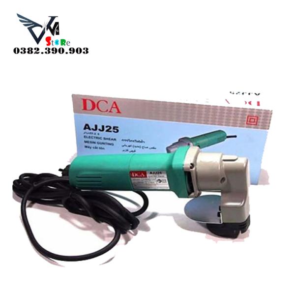 MÁY CẮT TÔN 710W DCA AJJ25 - máy cắt tôn 25mm - máy cắt tôn DCA AJJ25
