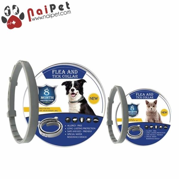 Vòng Cổ Chống Ve Rận Cho Chó Mèo Flea And Tick Collar VCR001 Cho Mèo