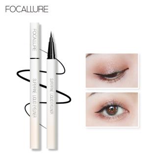 Bút kẻ mắt FOCALLURE chống nước nhanh khô, giữ lớp trang điểm bền lâu suốt 12 giờ thích hợp cho mọi loại da thumbnail