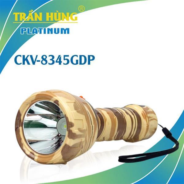 Đèn Pin Siêu Sáng CAO CẤP CKV-8345GDP