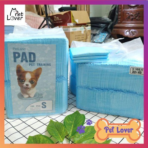 (Size 45x60cm)Tấm lót khay vệ sinh cho chó, tã lót chuồng cho chó, tấm lót vệ sinh chó size 45x60cm, bịch 50 miếng, sạch sẽ, tiện dụng cho gia đình nuôi cún trong nhà - Petlover
