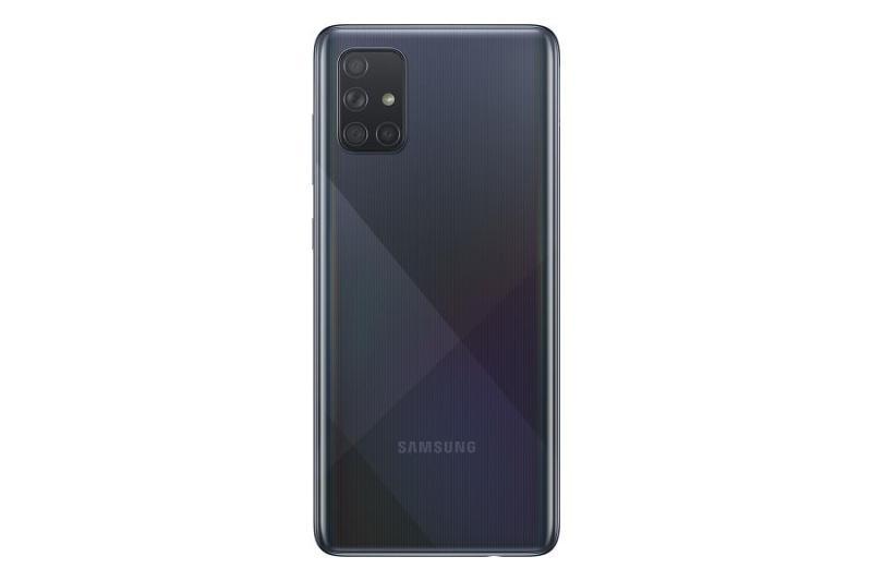 Điện thoại Samsung Galaxy A71 128GB (8GB RAM) - Màn hình 6.7 inch Super AMOLD - Bộ 4 Camera - Pin 4,500mAH - Hàng Chính Hãng