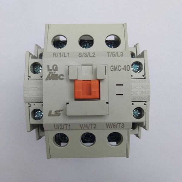 Bộ khởi động từ LS Contactor GMC-40 40A Hàn Quốc