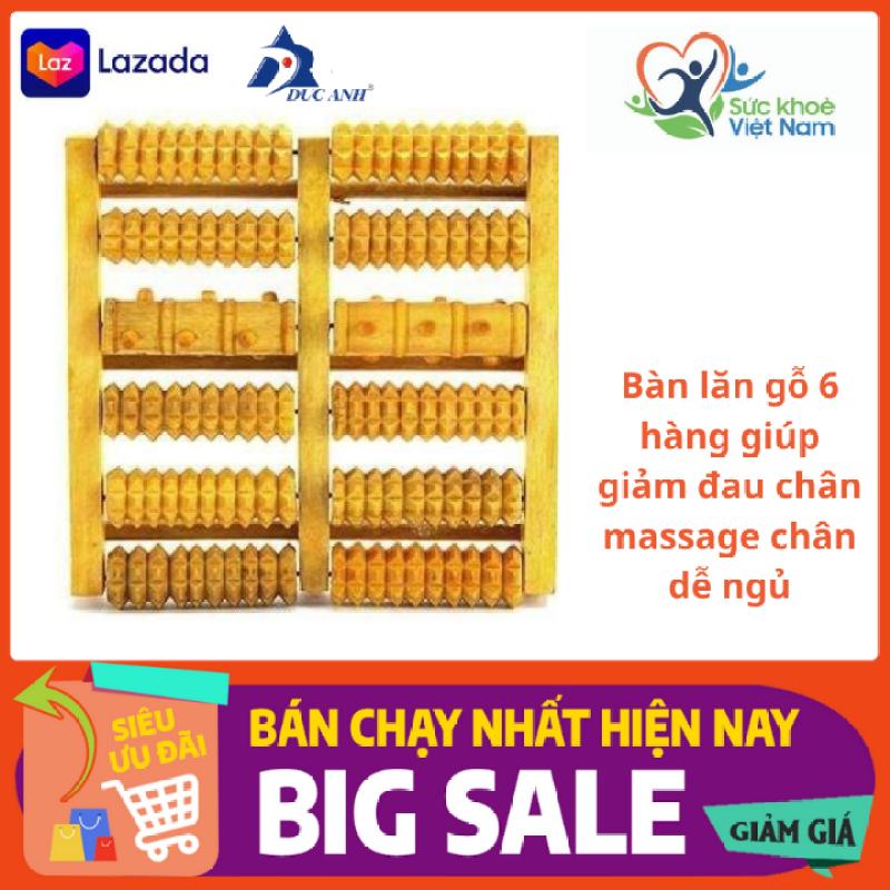 Bàn lăn chân - Bàn lăn massage chân - bàn lăn massage chân bằng gỗ  bàn lăn gỗ massage chân - bàn lăn matxa chân