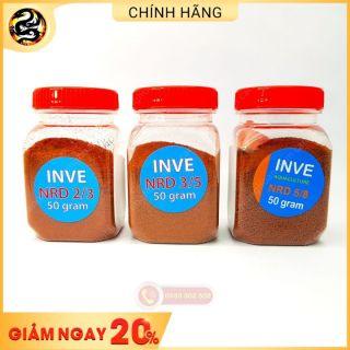 Thức Ăn Cao Cấp Dùng Cho Cá Con Cá Bột - Cám Thái INVE 2 3 - 3 5 - 5 8 50gram Hoàng Lam Arowana thumbnail