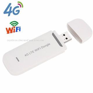 USB PHÁT SÓNG WIFI SIÊU TỐC ĐỘ 4G LTE HSPA - TẶNG KÈM SIM 4G DATA KHỦNG từ MƯỜNG THANH ROYAL thumbnail